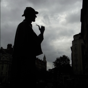 Sherlock Has His Hat on Backwards: The Evolution of Deduction and the Induction of Evolution