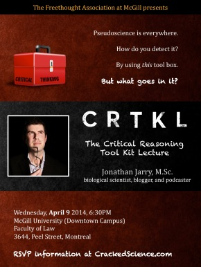 CRTKL: Homeopathy and Ritalin