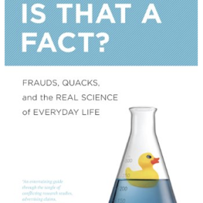 Book Review: Is That a Fact? by Dr. Joe Schwarcz