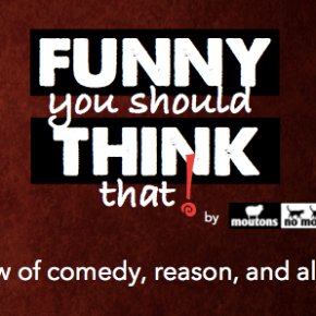 Funny You Should Think That!… returns May 25!